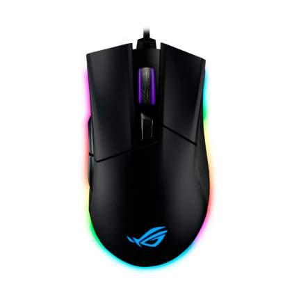 Игровая мышь ASUS Gladius II Origin Black (90MP00U1-B0UA00)
