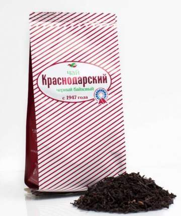 Чай Краснодарский Отборный черный байховый  75г