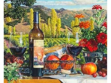 """Картина по номерам Paintboy """"Вино"""", 40x50 см"""