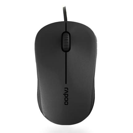 Проводная мышка Rapoo N1130 Black