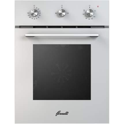 Встраиваемый газовый духовой шкаф Fornelli FGA 45 STRETTO WH White