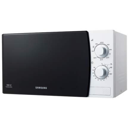 Микроволновая печь соло Samsung ME81KRW-1 black/white