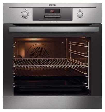 Встраиваемый электрический духовой шкаф AEG BE501342RM Silver