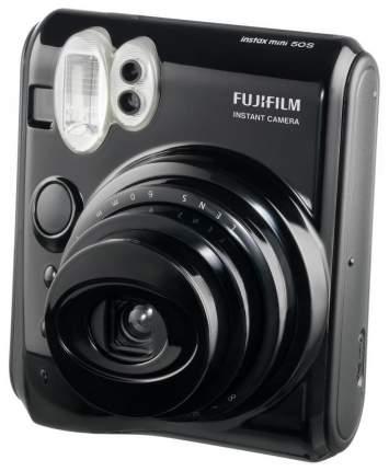 Фотоаппарат моментальной печати Fujifilm Instax Mini 50S Black