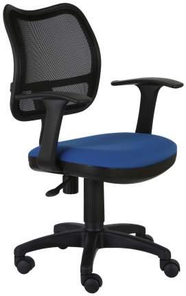 Офисное кресло Бюрократ CH-797AXSN/26-21, синий/черный