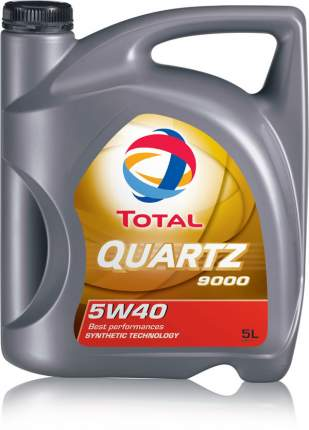 Моторное масло TOTAL QUARTZ 9000 5w-40 5л 148650