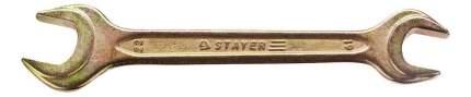 Рожковый ключ Stayer 27038-19-22