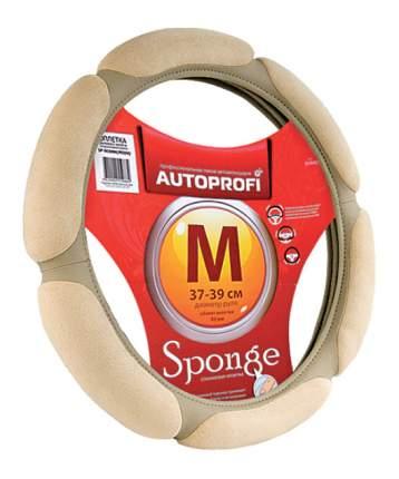 Оплетка на руль Autoprofi SP-5026 BE (M)