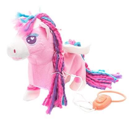 Интерактивное животное Fluffy Family Лошадка Виолетта с пультом управления 68022