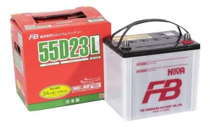 Аккумулятор автомобильный автомобильный Furukawa Battery SUPER NOVA 55D23R 60 Ач