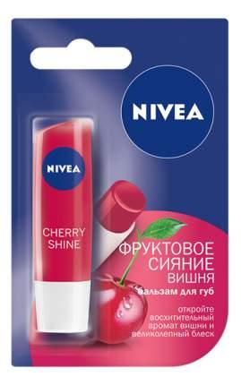 Гигиеническая помада NIVEA Lip Care Вишневый поцелуй