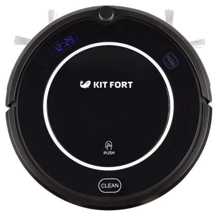 Робот-пылесос Kitfort  КТ-504 Black