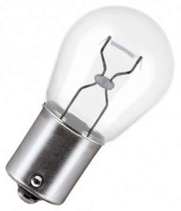 Лампа накаливания автомобильная OSRAM 24 V 21W BA15s (7511)
