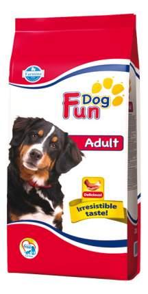 Сухой корм для собак Farmina Fun Dog Adult, курица, 10кг