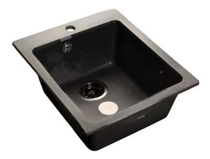 Мойка для кухни мраморная GranFest Practic GF-P505 черный