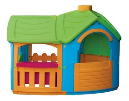 Игровой домик PalPlay Вилла с пристройкой