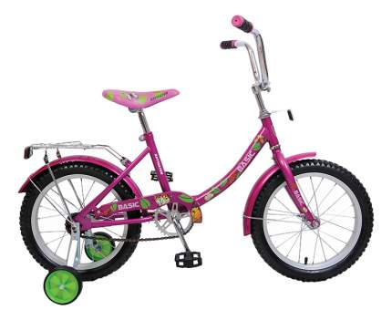 Велосипед Navigator Basic 2017 Basic розовый ВН16071