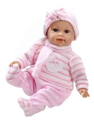 Кукла Arias Elegance в розовом костюме, 42 см