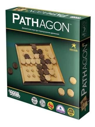 Семейная настольная игра Hobby World Pathagon