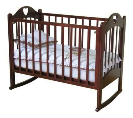 Кровать Красная Звезда Любаша вишня
