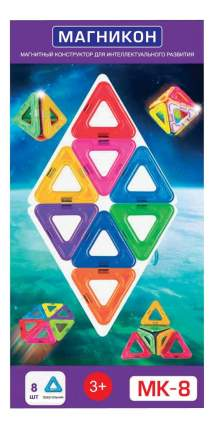Конструктор магнитный Магникон Треугольник