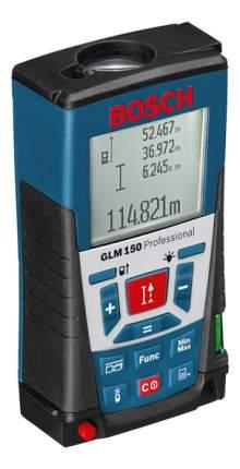 Лазерный дальномер Bosch GLM 150 601072000