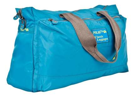 Дорожная сумка Polar П1288-17 голубая 45 x 17 x 29