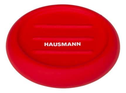Мыльница Hausmann 11 см красная