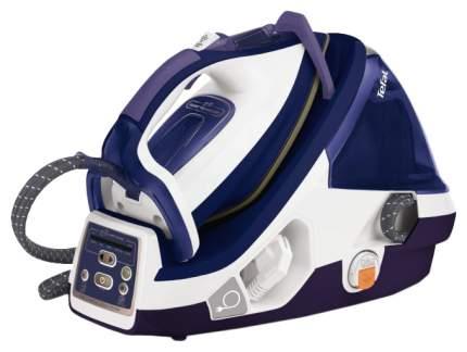 Парогенератор Tefal Pro Express Control Plus GV8977 Белый, фиолетовый