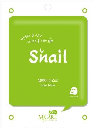 Маска для лица MJ CARE Snail Mask 22 г