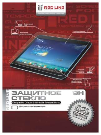 Защитное стекло RED LINE для Samsung Galaxy Tab A 8.0