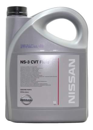 Трансмиссионное масло Nissan 5л KE9099-9943R