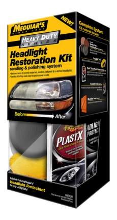 Набор для восстановления фар Heavy Duty Headlight Restoration Kit G3000