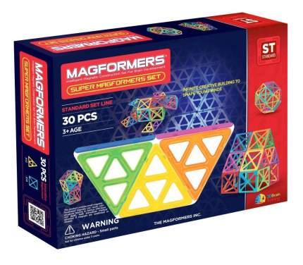 Конструктор магнитный Magformers Супер 30