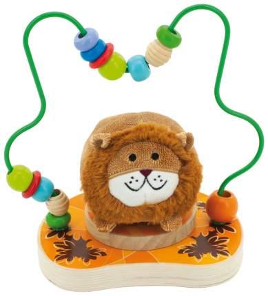 Развивающая игрушка Мир Деревянных Игрушек Лабиринт Лева