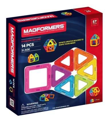 Конструктор магнитный Magformers 14