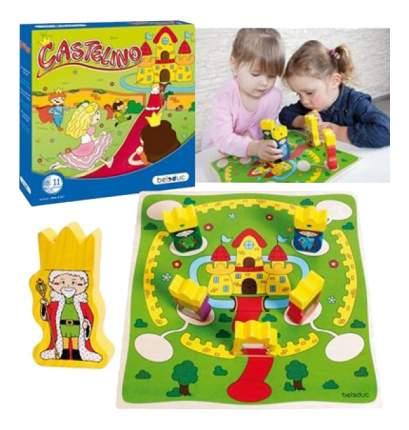 Семейная настольная игра Beleduc Замок Кастелино