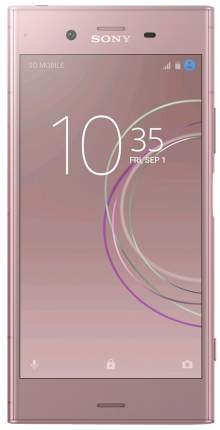 Смартфон Sony Xperia XZ1 Venus Pink