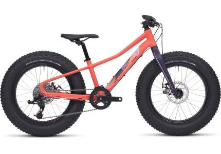 """Велосипед Specialized Fatboy 20 2016 20"""" red"""