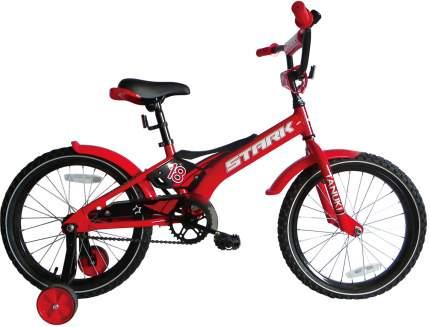 Велосипед Stark Tanuki 18 Boy 2017 onesize Tanuki 18 Boy черно-красный