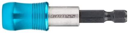 Магнитный адаптер для торцевых головок GROSS 11342