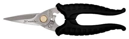 Ножницы универсальные MATRIX MASTER 78307 183 мм Черный