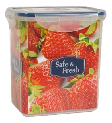 Контейнер для хранения пищи Safe & Fresh 1500 мл прямоугольный