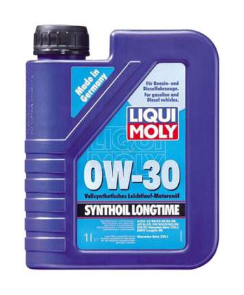 Моторное масло LIQUI MOLY Synthoil Longtime 0w30 1л 8976