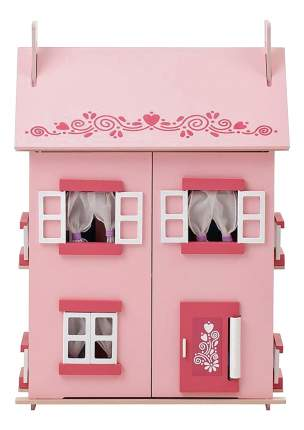 Кукольный домик Paremo Милана с мебелью PD115-01