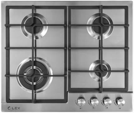 Встраиваемая варочная панель газовая LEX CHMI000191 Silver
