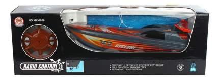 Радиоуправляемый катер Shantou Gepai Катер оранжевый