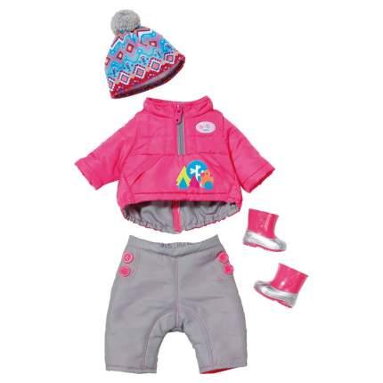 Одежда для куклы Зимние морозы для Baby Born Zapf Creation