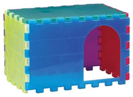 Домик для грызунов Super Pet Вафля 41,28х23,5х23,5 см