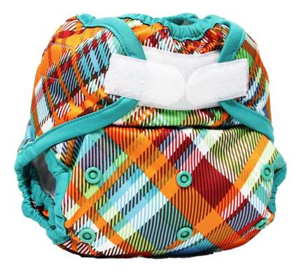 Трусики многоразовые 3-16 кг, One Size Aplix Cover Quinn Kanga Care